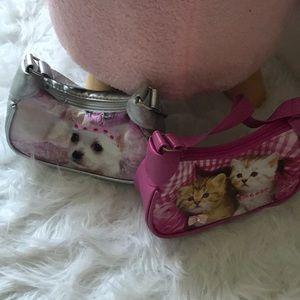 ⭐️4 for 10.00⭐️ 2 little girls purses